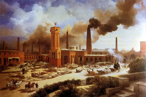 Industrial Revolution - 1800