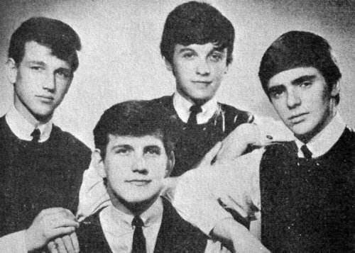 cheapocheapo:  Wayne Fontana and the Mindbenders
