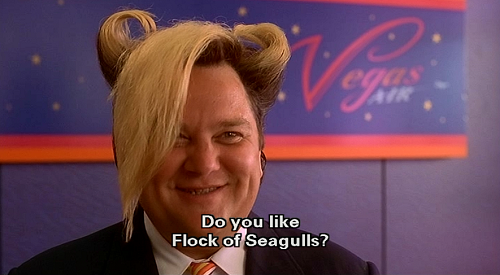 flock of seagulls wedding singer