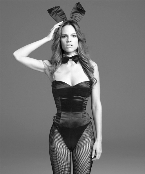 hilary swank photos