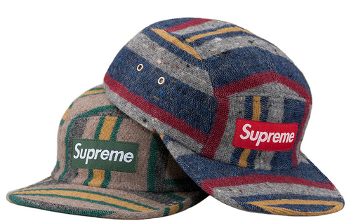 Supreme Blanket Camp Cap (Fall/Winter 2010)