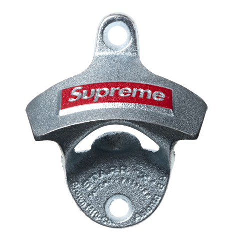 Supreme Stationary Bottle Opener (Fall/Winter 2010)