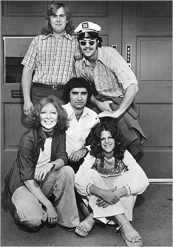 Second City Cast in the 70s.