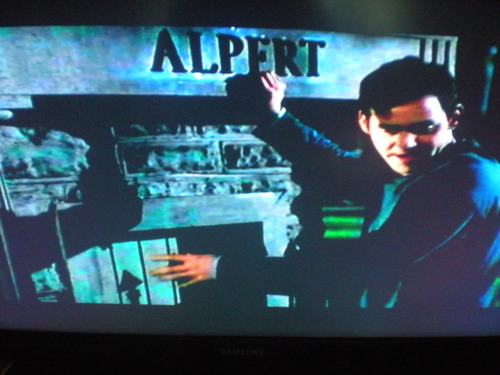 I saw this gem while I was watching Buffy Season 6. ab aeterno indeed. My Life Is so LOST. (via arg823)