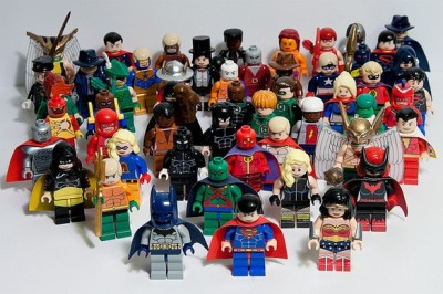 DC Superheroes in LEGO form! By Jullian Fong Check out more pics on IESB.net!