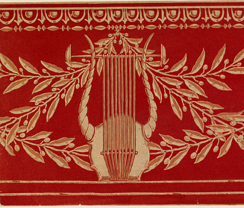 Walter Crane Wallpaper 1911