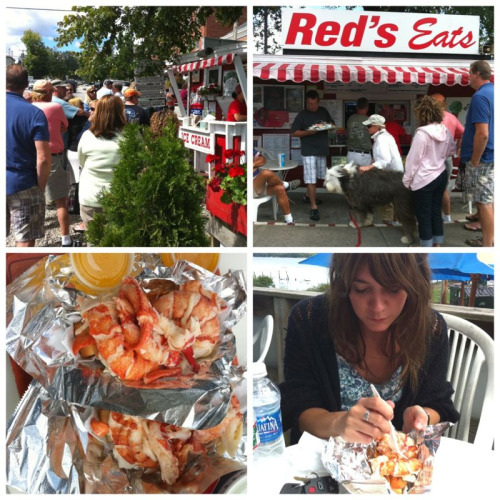 Red's Eats. Wiscasset, ME