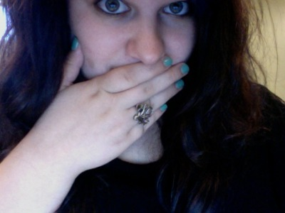 Submitted by paedophobia:  my octopus ring, oliver :}