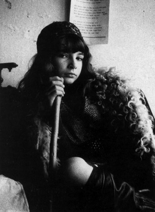 Young Kate Bush