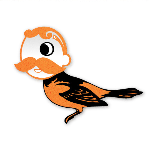 Natty Boh - Orioles  - For my Baltimore friends The National Bohemian Logo and the Orioles Logo are both property of their respective owners.