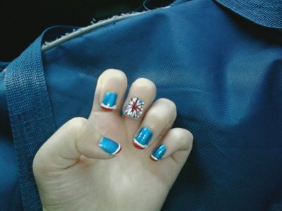 inspired by the british. because i love their accents. c: