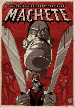 MACHETE (by tipito show)