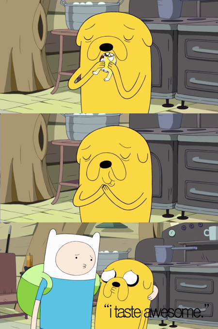adventuretime:  submitted by weweremonsters