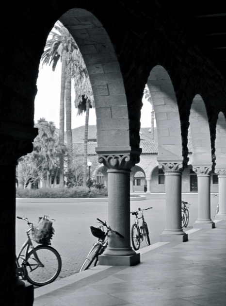 Stanford University, Palo Alto taken by Fi Noble submitted by: http://figsandferns.tumblr.com, thanks!