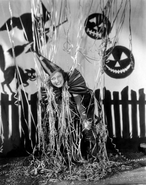 Hally Halloween from Joan Crawford Image Source