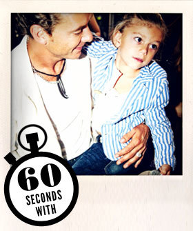 "beautyandthedeskjob:  Too Precious.  60 Seconds With Kingston Rossdale By: Connie Wang Some kids are just born lucky—and with Kingston Rossdale, son of Gavin Rossdale and Gwen Stefani, he's got pretty much the raddest life, ever. Sitting front row at Edun, we caught up the four-year-old who's nearly a Fashion Week vet. Hi, Kingston! Is this your first fashion show?""No."" Gavin: ""He's been to his mom's shows for L.A.M.B., isn't that right, Kingston?"" So who dresses better then? Mommy or Daddy?[Looks up at Gavin] ""Daddy…"" And what's your favorite thing to wear?""What Daddy wears."" (via Refinery29)"