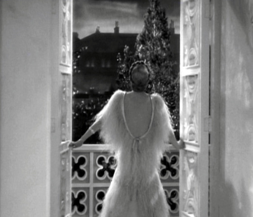 Clothes on film: Ginger Rogers's ostrich feather dress.