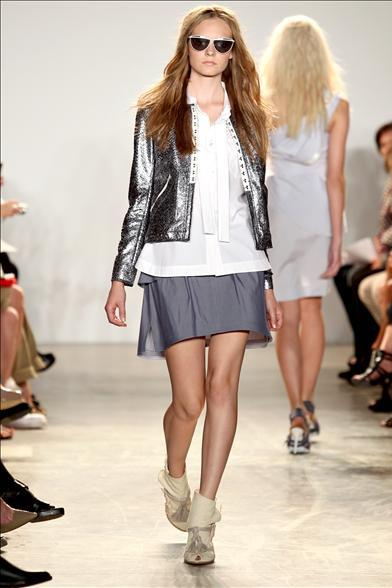 Thakoon- SS 2011  This collection is what I think every girl is going to want to wear.