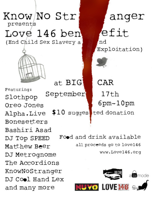 oh hey. this friday, we're playing at big car along with some other wonderful musicians. we LOVE food and beer and there will be plenty of that to go around. come say hey and listen. bryan unruh will be back from his tour with jascha and back with us. woo. see you there!