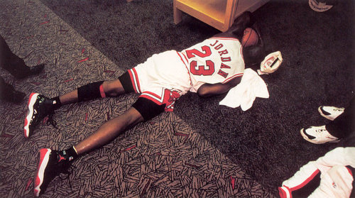 > *Throwback* MJ winning his 4th ring on Fathers Day (video) - Photo posted in BX SportsCenter | Sign in and leave a comment below!