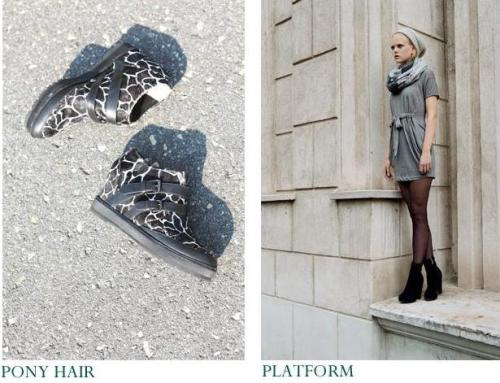 so im not a big fan of the pony hair, but PLATFORMS hell yeah!