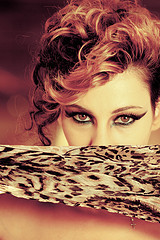 Cat Eyes:   Last week I had a wonderful photoshoot with Elena! The previous time I had the pleasure to work with her was almost a year ago. This time we had a completely different theme and concept. We had a blast. Of course I had great help from George and Andreas. Thanks guys! Strobist info: YN 460 at 1/8 power camera right on a passthru umbrellafacebook - twitter @marios
