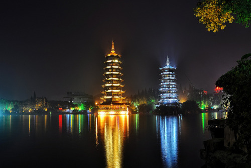 Guilin, Guangxi, China© Francisco Javier Ruiz