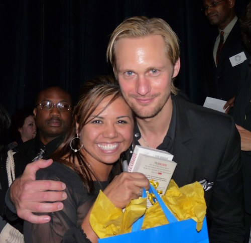 me & Alex at PaleyFest '09