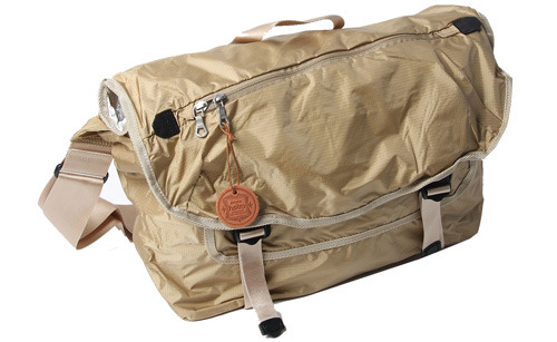 Hobo Nylon 66 Messenger Bag