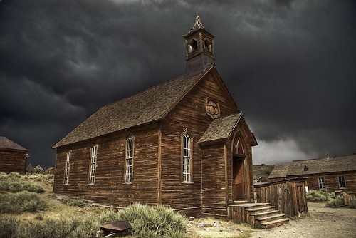 I want to visit this place! I think this is in Bodie, Ca, but I'm not positive.