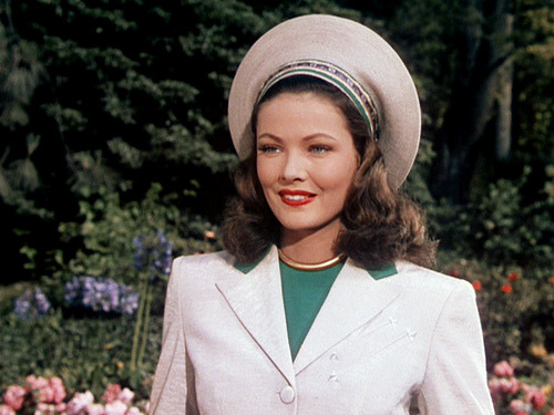 Gene Tierney - Leave Her To Heaven C. 1945
