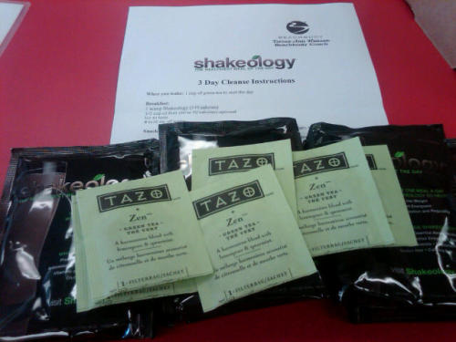 Shakeology 3 Day packets are ready. I do suggest if you are interested in doing the cleanse to purchase the 30day supply from my site, www.getfitwithtee.com, so after the 3 days you know you have the right stuff to keep of whatever you lost. But if you would just like to purchase enough for the 3 day cleanse that is available from me directly. Send me an email if you are interested. tahanson729@gmail.com 3 Day Shakeology Cleanse packets- includes- 9Shakeology packets, 6GreenTea packets & 1Instruction sheet. Clean out your body!