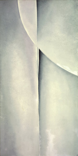 Georgia O'Keeffe - Line and Curve, 1927