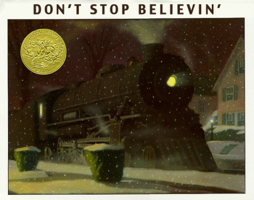 betterbooktitles:  Chris Van Allsburg: The Polar Express