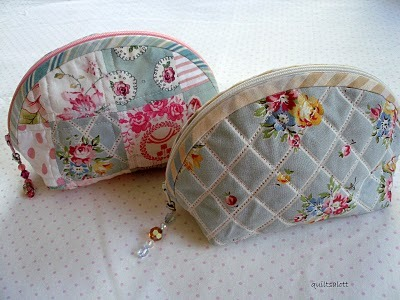 Quiltsalott: Little purse tutorial
