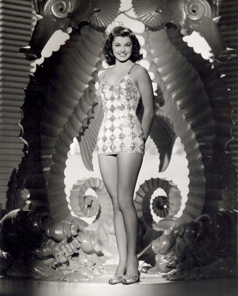 earwigbiscuits:  Esther Williams in Bathing Beauty, 1944
