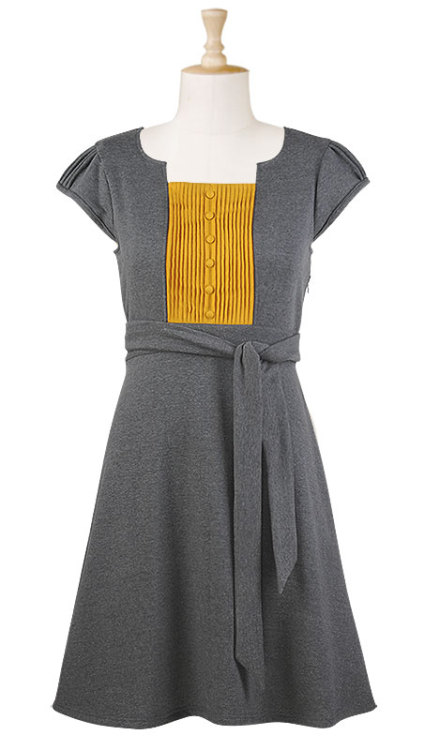 Contrast bib fleece knit dress - $56.95 - Sz 0-26W You guys are going to think I'm obsessed with eShakti.  I swear I don't get anything for constantly recommending their clothes.  Just look how cute this is! The detail on the sleeves! It also comes with other contrasting bib colors including purple and white. http://www.eshakti.com/clothpdpage.asp?catalog=Clothes&cate=fall+looks&productid=CL0020696&pcat=# Here's how I've style it: Contrast Bib Dress - Plus by delicatetbone featuring round toe pumps Contrast bib fleece knit dress - eShakti.com$57 - eshakti.comDresses » Knitted Aran Cardigan$100 - topshop.comBoyfriend cardigan » Spotlight Heel in Brown$80 - modcloth.comRound toe pumps » Fossil Sasha Large Top Zip Handbag$148 - fossil.comCross body handbags » Keynote Necklace$16 - modcloth.comChain necklace »