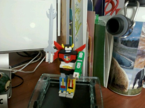 Voltron USB adapter.
