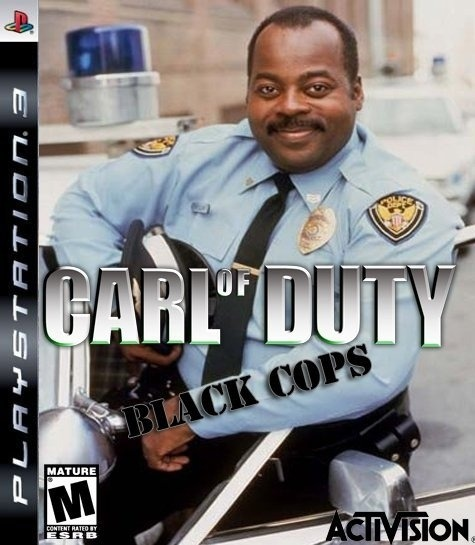 Carl of Duty | BuzzFeed What do you mean this isn't a real game?!