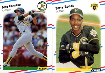 Pre-Roids Bonds and Canseco