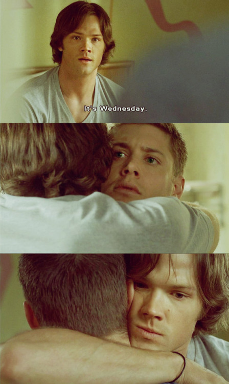 molotovangel:  It's Wednesday.  This episode made me love Sam sfm