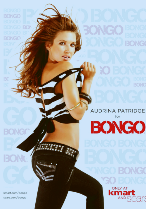 Audrina Patridge for Bongo Jeans.