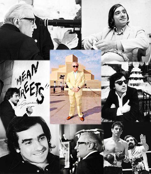 bbook:  writtenonthewind:  100 Most Fabulous - Martin Scorsese  Hollywood's greatest living soul.