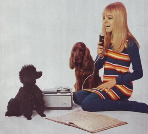 anneyhall:  France Gall + Friends
