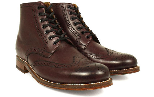 Grenson Sharp Derby Boots