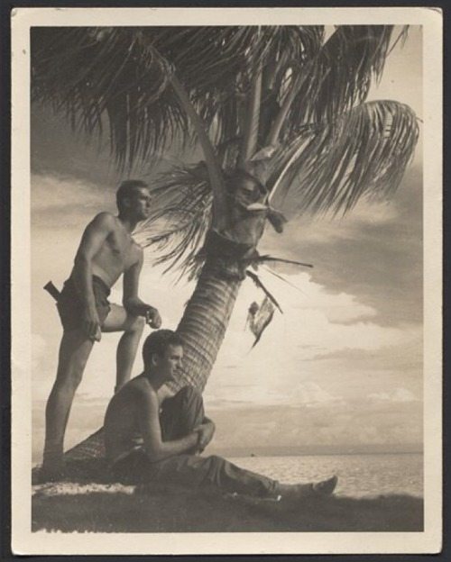 wehadfacesthen:  Marines in the South Pacific, World War II