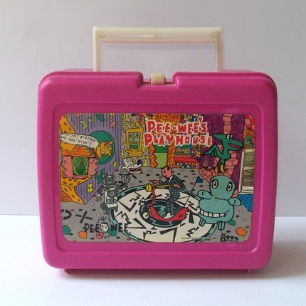 Pee Wee's Playhouse Lunchbox