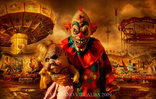 CARNIVAL OF HORROR (by mariano villalba)