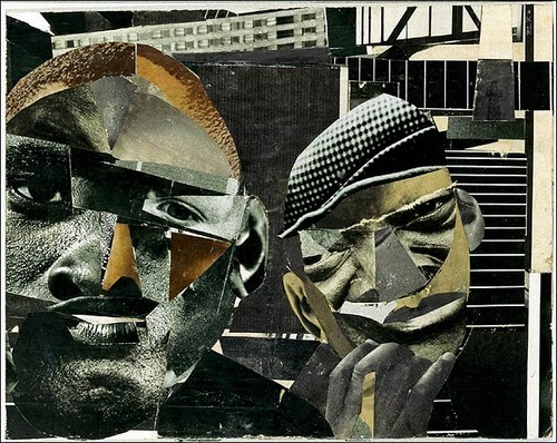 """Pittsburgh Memory"" Collage, 1964 Romare Bearden"