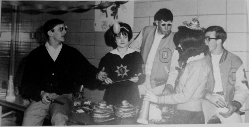 Northwest Classen Students 1966